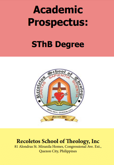 prospectus SThB